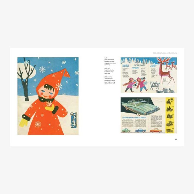 ANOTHER HISTORY OF THE CHILDREN'S PICTURE BOOK: FROM SOVIET LITHUANIA TO INDIA